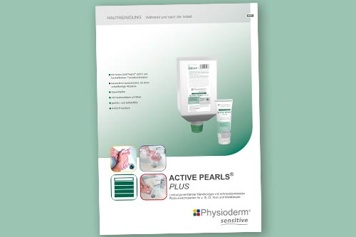 ACTIVE PEARLS® PLUS • Physioderm