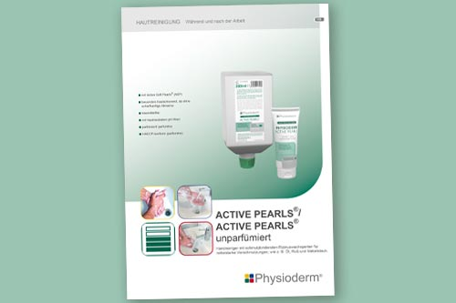 ACTIVE PEARLS® • Physioderm
