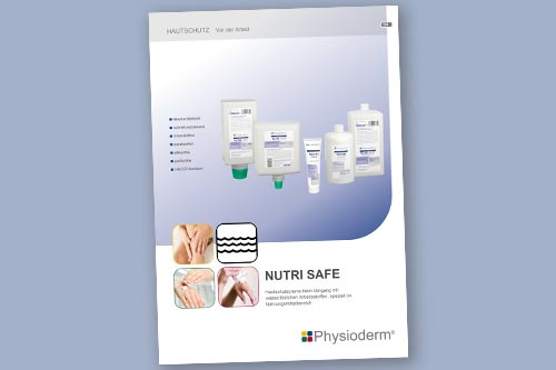 NUTRI SAFE • Physioderm