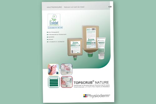 TOPSCRUB® NATURE • Physioderm