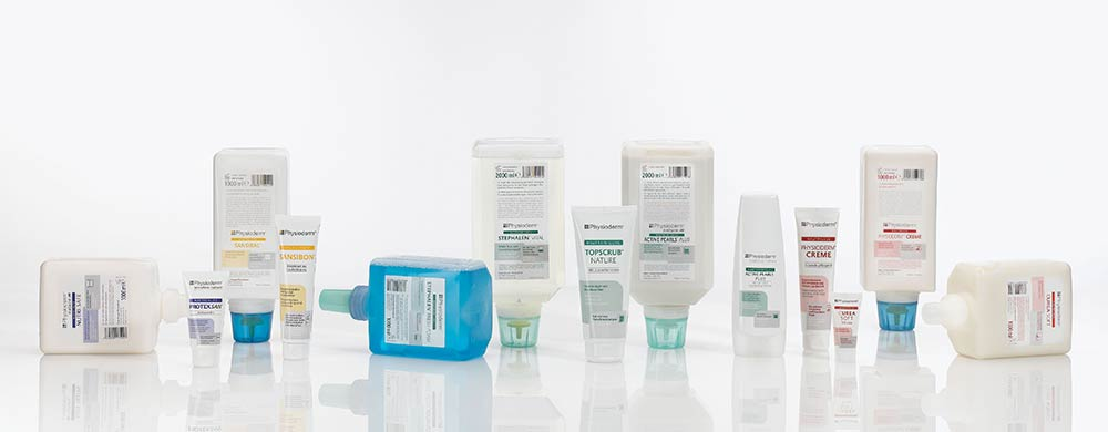 Physioderm Products
